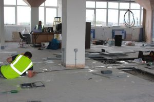 Office renovations south australia